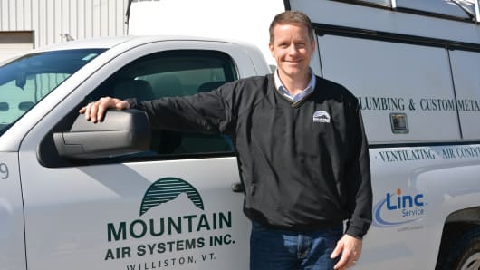 By aligning with Linc Service, Liam O'Farrell was able to grow his HVAC company into a thriving $5-million-a-year business.