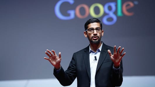 Google CEO tells investors not to worry about Europe's upcoming privacy rules (cnbc.com)