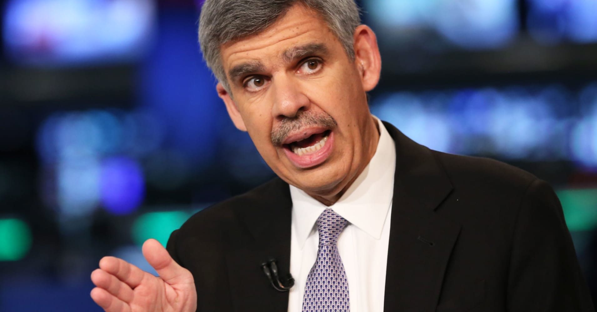 There's a recent trend that may have implications for the market, El-Erian says