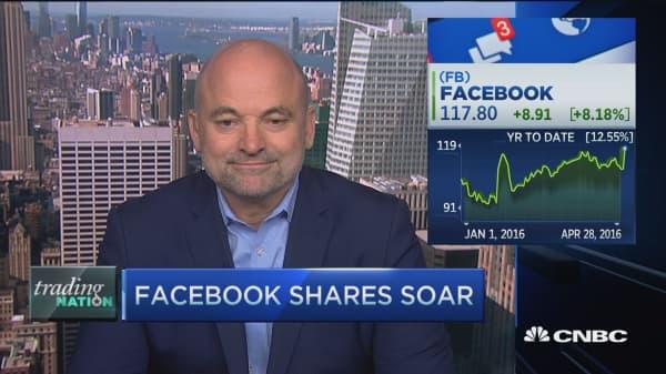 Trading Nation: Facebook takes flight
