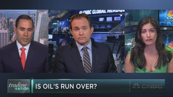 Can crude oil keep rising?