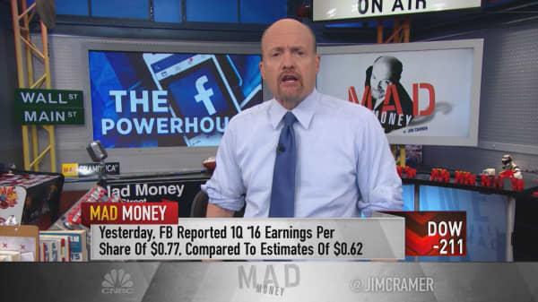 Cramer: Don't just listen to Carl Icahn on Apple