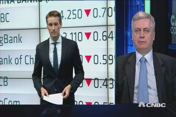 Shadow Banking Worries increase