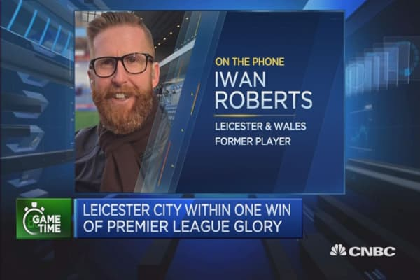 Leicester City's 'Cinderella story'