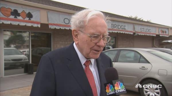 Warren Buffett one-on-one