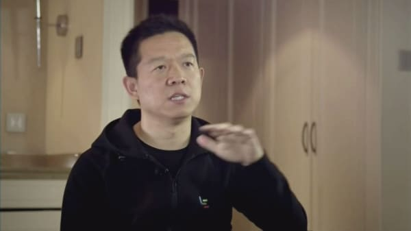 LeEco moves its headquarters closer to Apple
