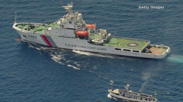 China looking for supporters ahead of South China Sea ruling