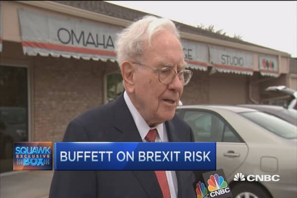 Buffett on Brexit