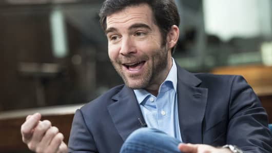 Jeff Weiner, CEO of LinkedIn.