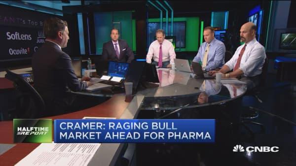 Pharma stocks to bet on