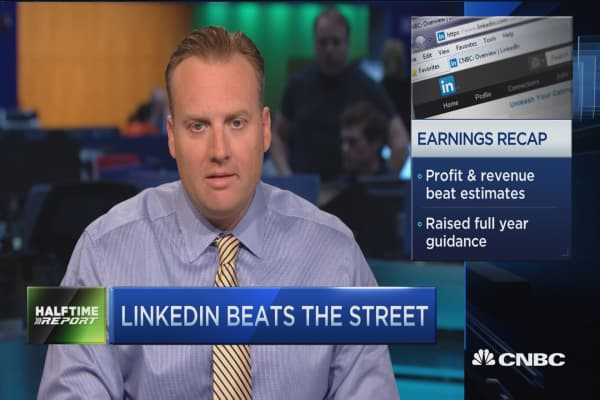 How LinkedIn can run higher: Josh Brown