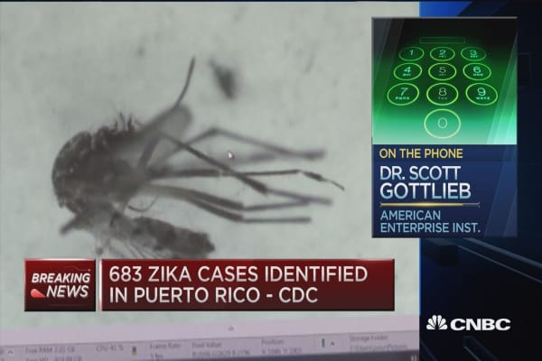 Doctor: There will be isolated Zika outbreaks in US