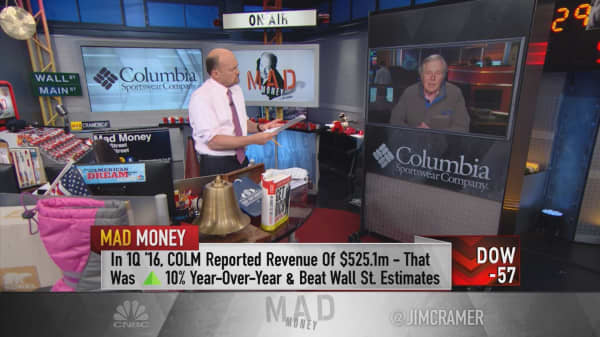 Cramer: This company blows away numbers regardless of the environment