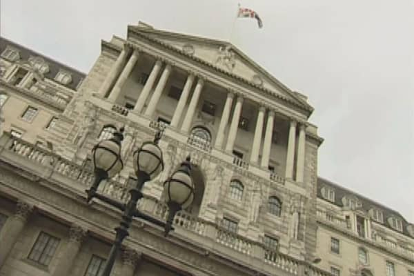 Bank of England prepares for Brexit