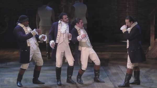 Hacks for scoring 'Hamilton' tickets