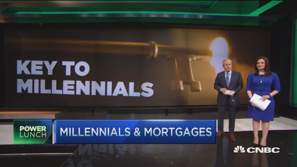 Danger ahead for Millennials owning homes
