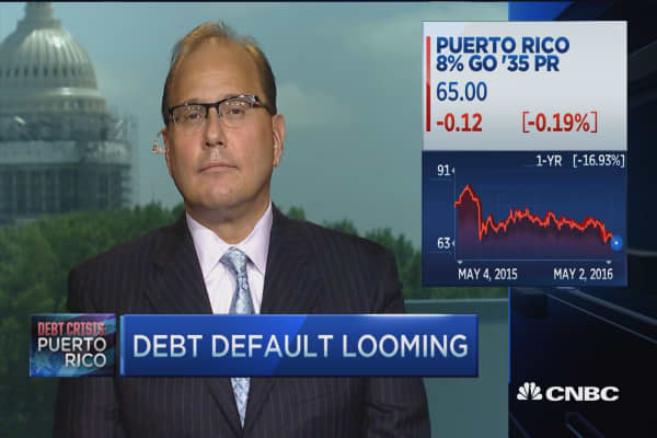 Not a day for glory for Wall St. on behalf of Puerto Rico: Pro