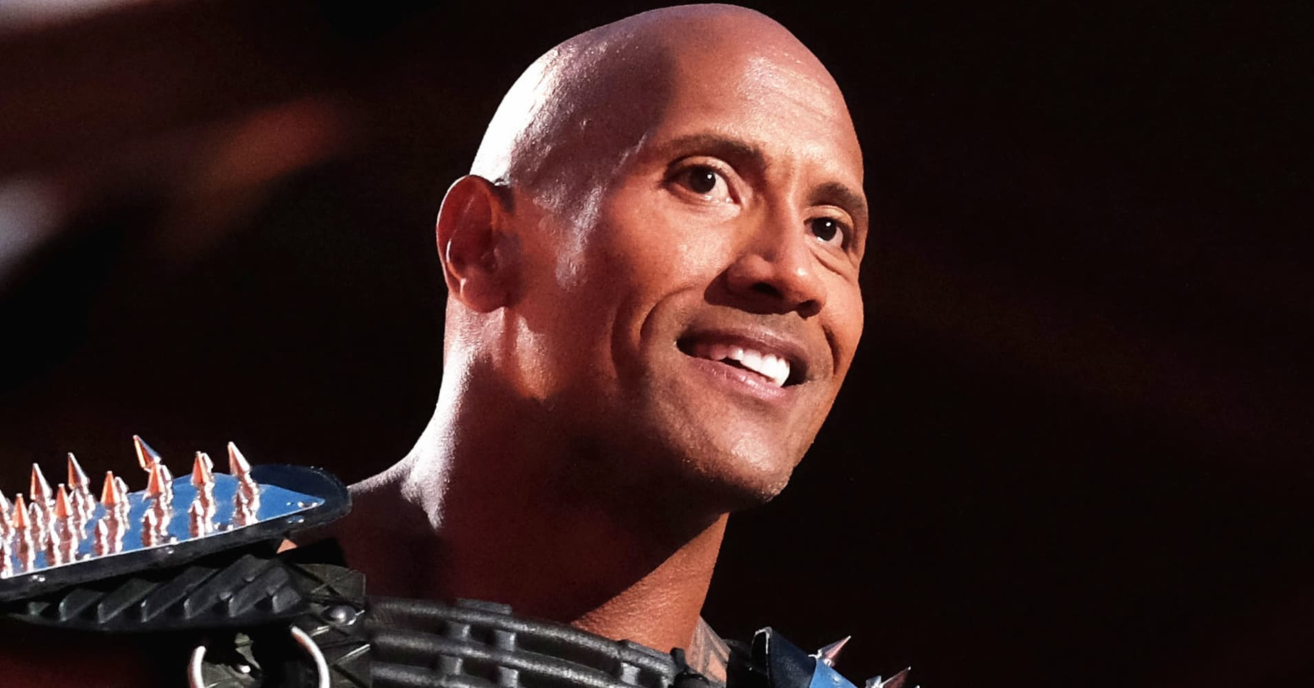 The rock reveals why hes considering running for president host dwayne johnson speaks onstage during the 2016 mtv movie awards at warner bros studios m4hsunfo