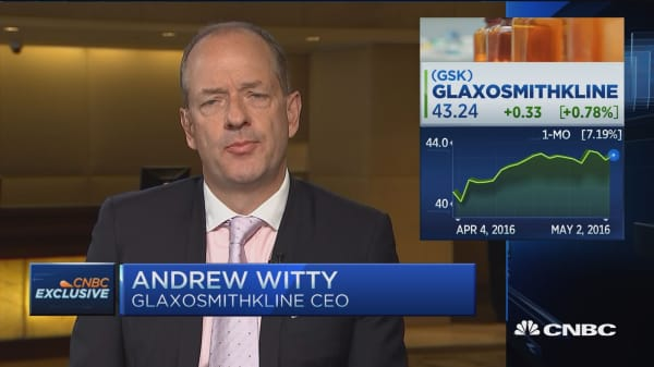 GlaxoSmithKline CEO: Drug pricing in the US needs to change, here's how