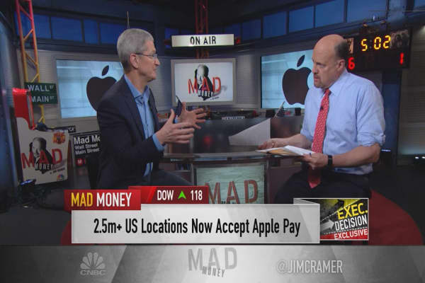 Tim Cook: Still optimistic about China