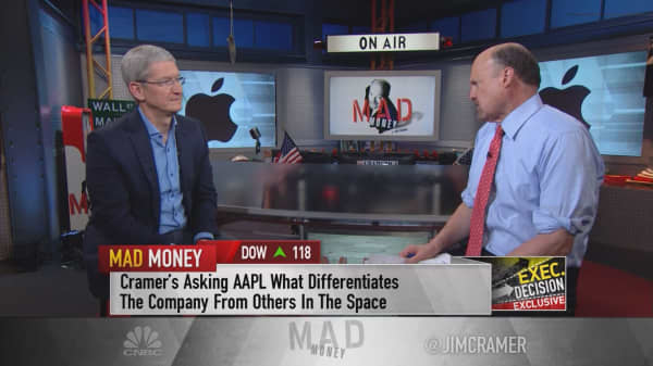 Tim Cook: Huge market potential in this country