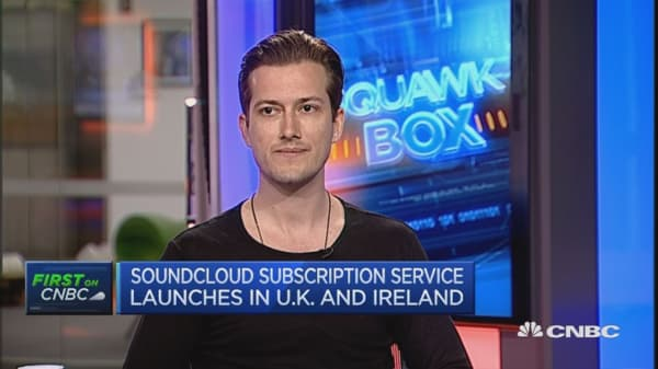 SoundCloud is the choice for creators: CEO