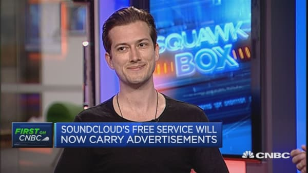 We have over 125 million tracks: SoundCloud CEO