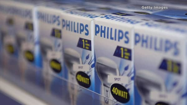 Philips to launch IPO for lighting unit