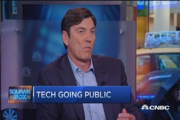 Great tech companies should be public: Fred Wilson