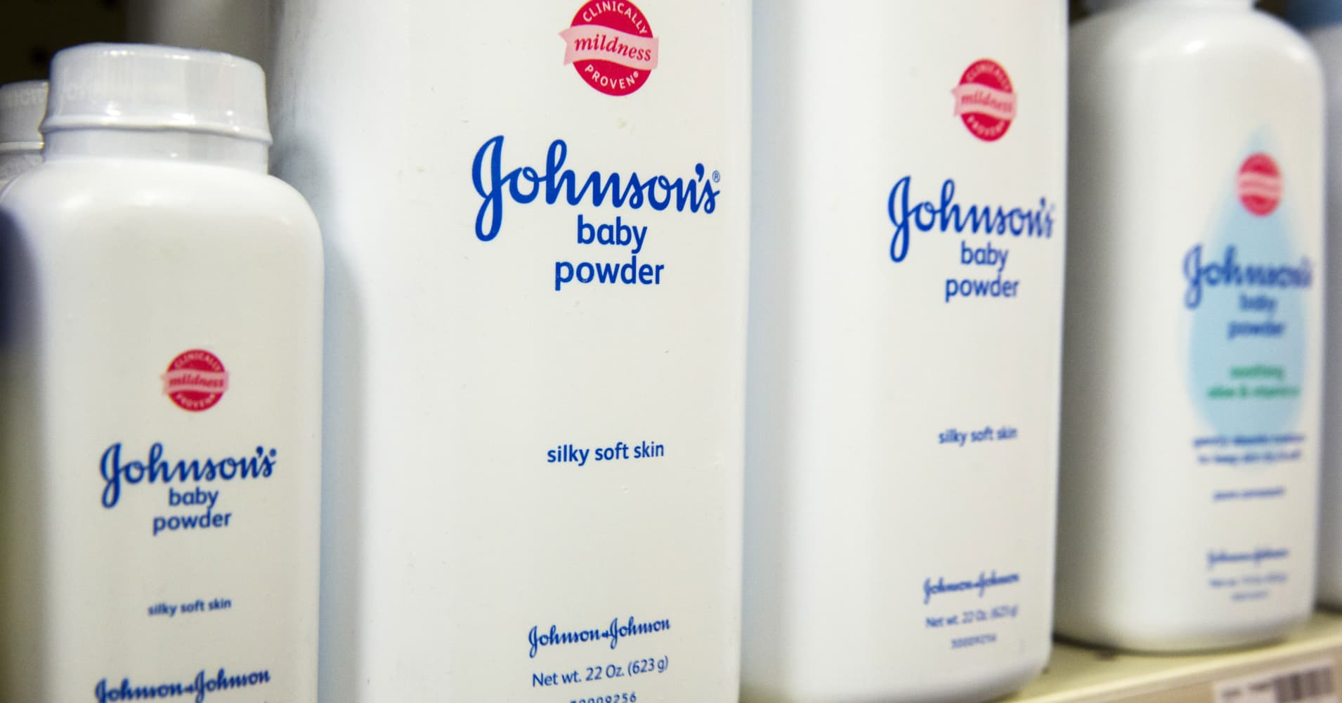 Attorney On 47 Billion Talc Damages Jnj Will Not Be Intimidated