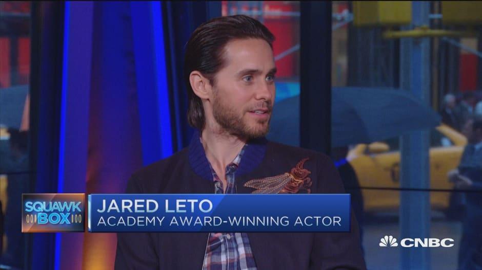 Jared Leto 'Beyond the Horizon'