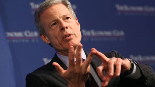 Jeffrey Bewkes, chairman and chief executive officer of Time Warner