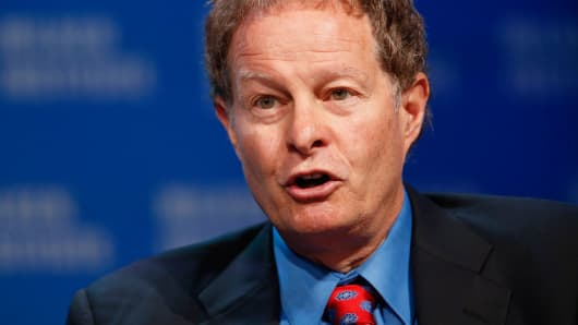John Mackey, co-founder and co-chief executive officer of Whole Foods Market