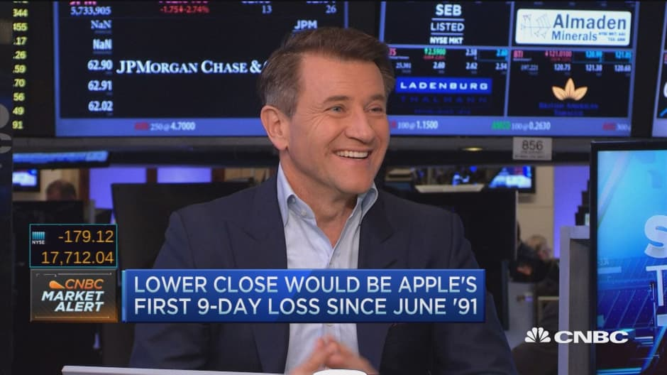 Herjavec on 'magic of Apple' & the cloud