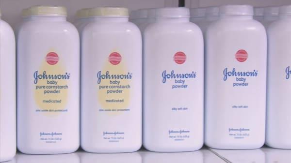 Johnson & Johnson faces $55M verdict in talc-powder trial