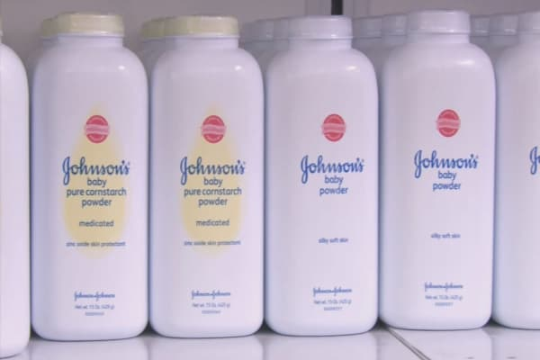 Johnson & Johnson faces $55M verdict in talc-powder trial