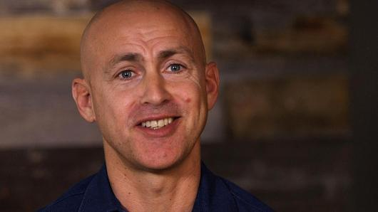 Andy Puddicombe, co-founder of HEADspace.