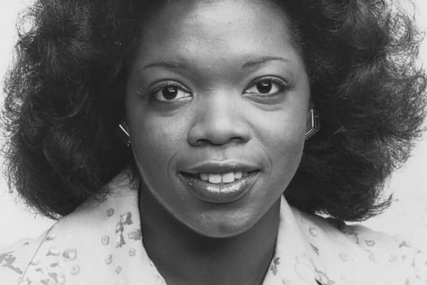 Oprah Winfrey, 1978