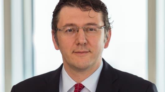 Bariş Oran, CFO Sabanci