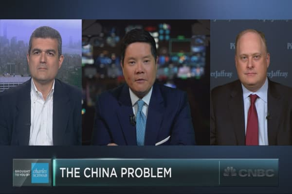 Do US stocks have a China problem?