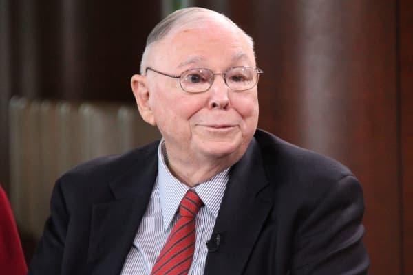 Charlie Munger, Berkshire Hathaway