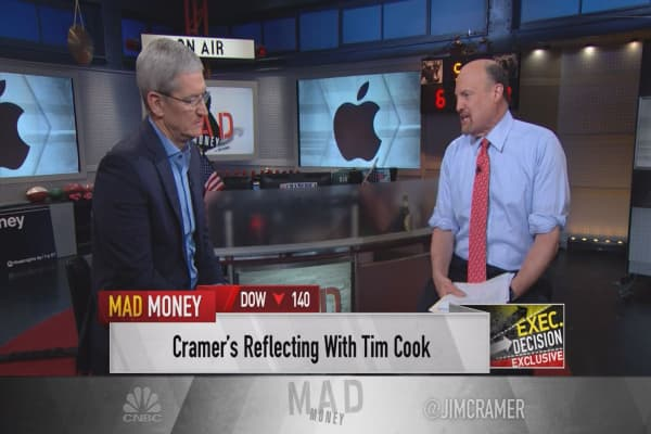 Apple CEO Tim Cook: US government is dysfunctional