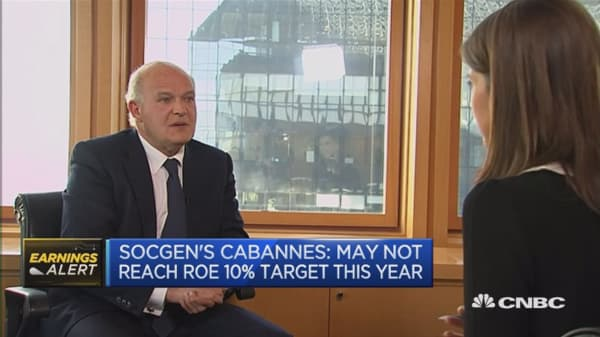 We're committed to our business model: SocGen deputy CEO
