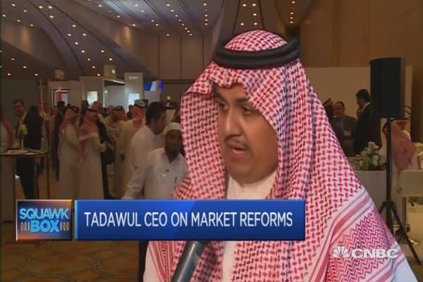 Saudi Arabia to reform stock market