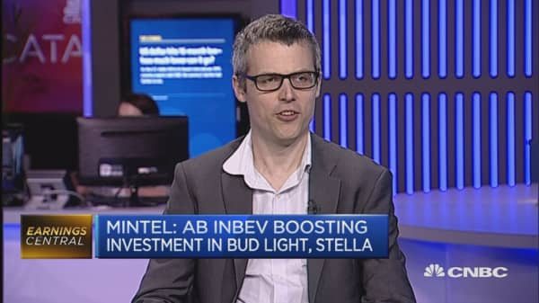 AB InBev faces stiff competition from craft beer: Mintel