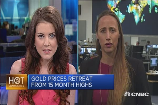 Gold prices at attractive levels: ABN AMRO
