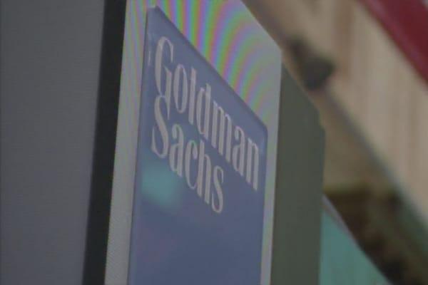 Goldman warning on exposure to Chinese developers' stocks