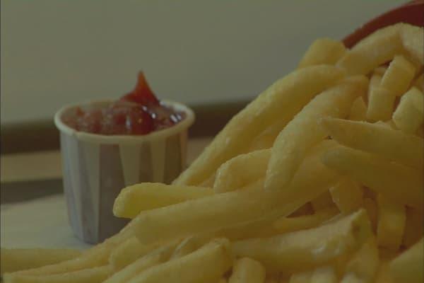 McDonald's testing new garlic French fries