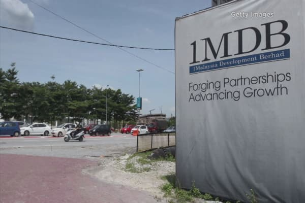 1MDB board of advisers to be dissolved