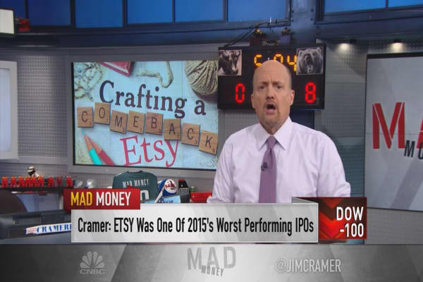 Cramer: Etsy just did something totally amazing